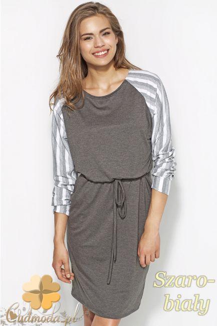 Ołówkowa sukienka z rękawami kimono marki Alore.  #cudmoda #ubrania #odzież #moda #styl #clothes