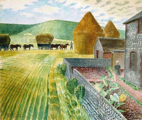 by Eric Ravilious