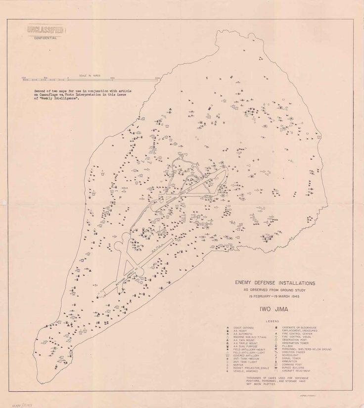The 25+ best Iwo Jima Map ideas on Pinterest | Iwo jima ...