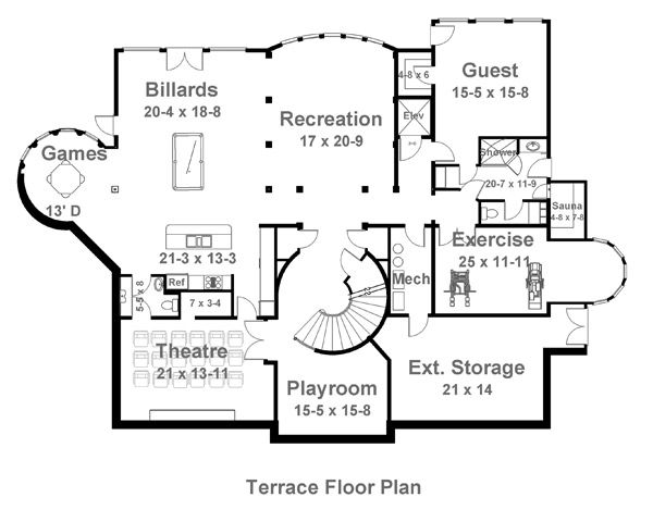 97 best floor plans images on pinterest | european house plans