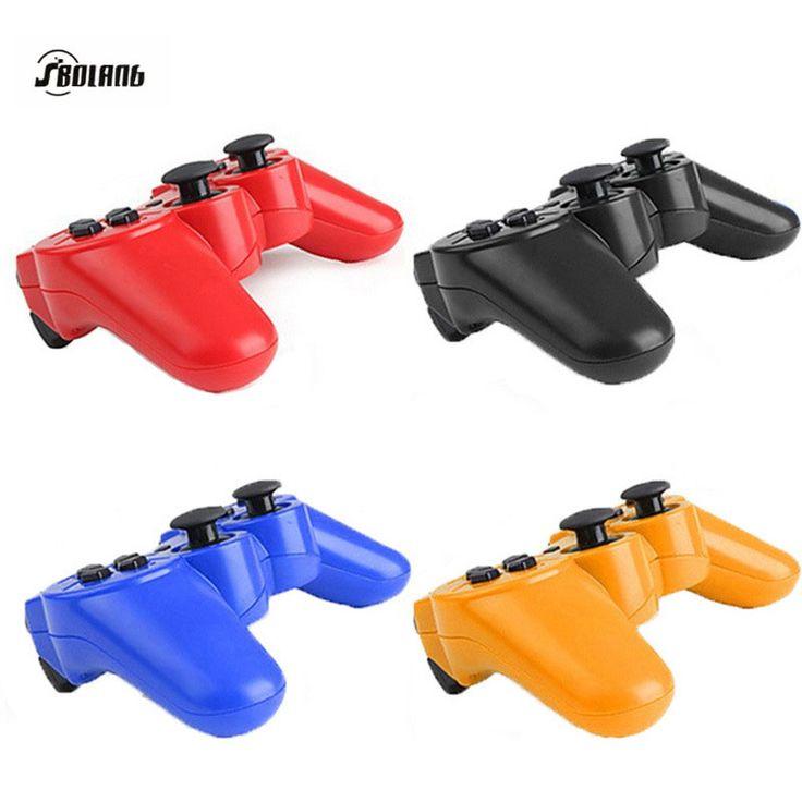 אלחוטי עבור PS3 Controller Gamepad Bluetooth עבור Play Station 3 קונסולת ג 'ויסטיק אלחוטי לdualshock 3 SIXAXIS Controle