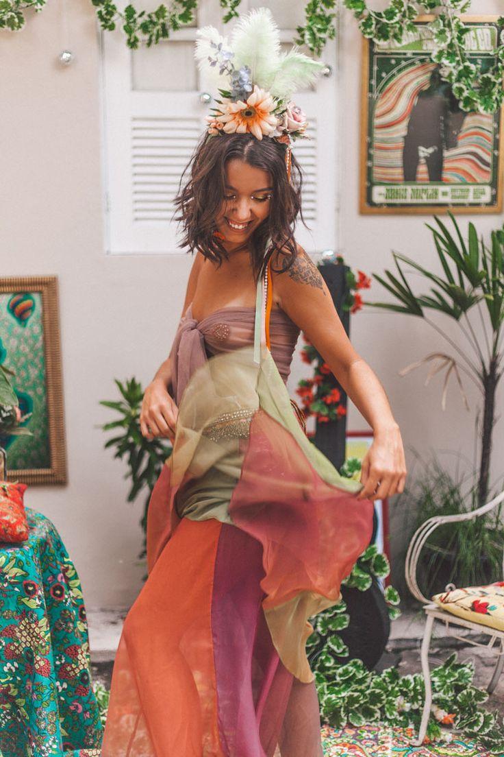 337 best carnaval fantasias e maquiagens images on for Ideas para vestir