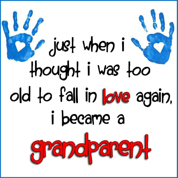 Can't imagine how much I will fall for a grandchild ..saving this: