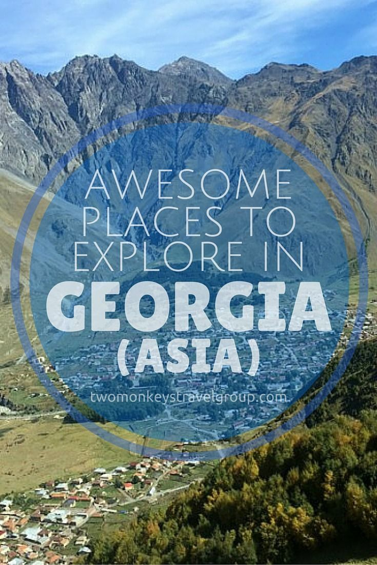 Awesome Places To Explore in Georgia (Asia)Georgia is a country in the Caucasus region of Eurasia. It is located at the crossroads of Western Asia and Eastern Europe. It is bounded to the West by the Black Sea, to the North by Russia, to the South by Turkey and Armenia, and to the Southeast by Azerbaijan. (Wikipedia).