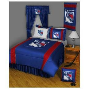 New York Rangers Bedding Collection Husband S Room New