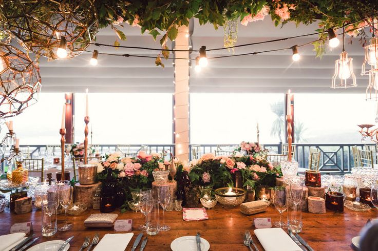 Magical Reception - styled by She Designs Events at the Gunners Barracks Tea Rooms // Hilary Cam Photography