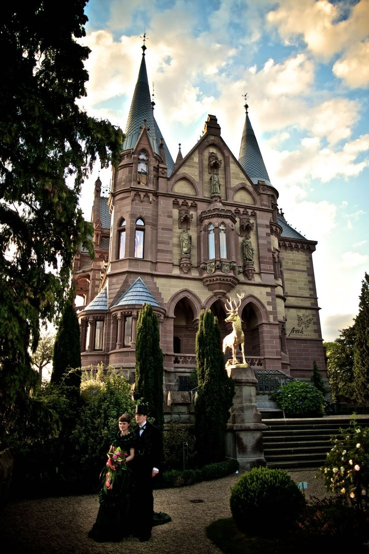 schloss hochzeit - wedding on a castle in Europe - Destination Wedding Germany