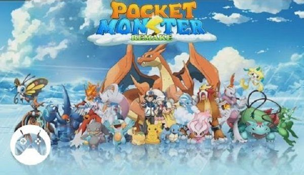 Pocket Monster Remake MOD APK Pokemon RPG Download
