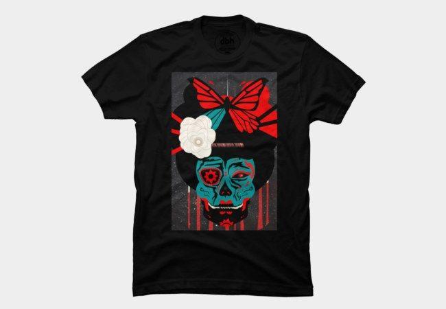 Skull Geisha