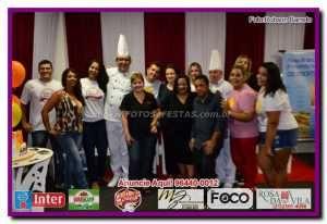 Lançamento do Calendário Solidário da Creche Anjinho Feliz (07/03/16)
