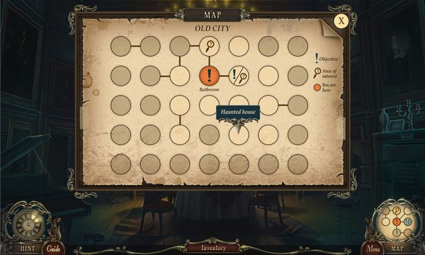 Game UI by Cristina Cazanji, via Behance