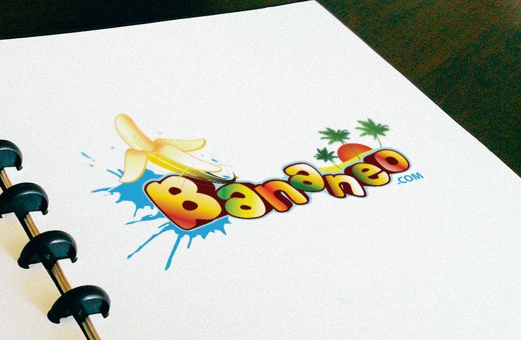 Bananeo Soczyste projekty graficzne   Logo design