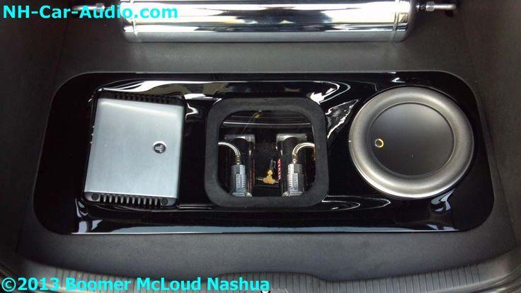 Vw Custom Stereo Fiberglass Trunk Ideas Custom Tunes