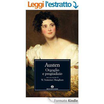 Orgoglio e pregiudizio (Mondadori) (Oscar classici Vol. 7) eBook: Jane Austen, Giulio Caprin: Amazon.it: Libri