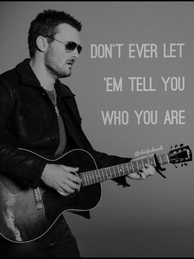 """Raise 'Em Up"" Eric Church Verse"