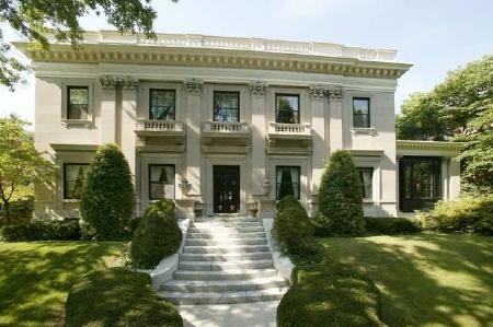Best Italianate Design Flat Roof With Ballistrade Dental 640 x 480