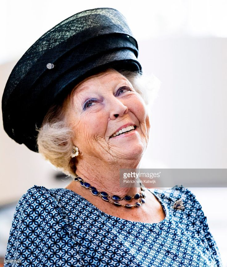 26-10-2017 Princess Beatrix  Tiel