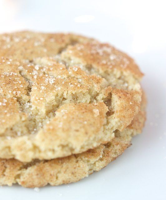 Gluten free snickerdoodles recipe...For more gluten free recipes visit ...