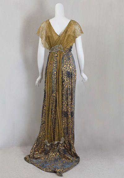 1000  ideas about Edwardian Gowns on Pinterest - Edwardian dress ...
