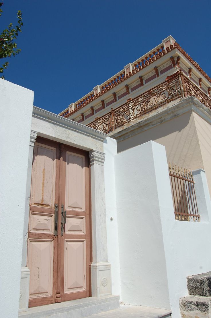 Messaria (architectural detail)  Going to #Santorini? Get some great #discounts in local markets! ➲ Click here: http://j.mp/DiscountsSantorini.