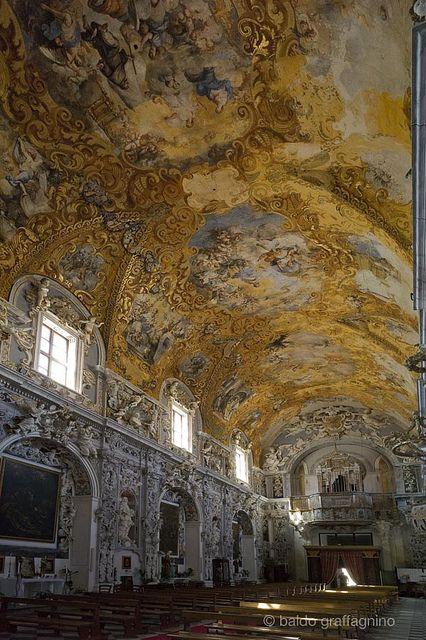 Sicilia - Barocco - Mazara del Vallo - Chiesa di S. Francesco