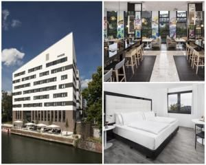 £64 INNSIDE by Melia Hamburg Hafen offers accommodation in Hamburg.
