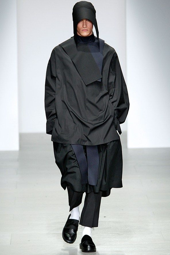 Rory Parnell-Mooney (?) - Central Saint Martins MA • A/W 2014-15 Ready-to-Wear • London