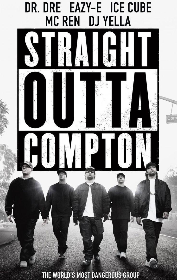 Venez voir le film N.W.A Sraight Outta Compton avec PLAY Skateshop le mercredi 16 septembre 2015 au Mega CGR de Villeneuve-Les-Béziers à la séance de 20h. #straightouttacompton #compton #dre #movie #film #cinema
