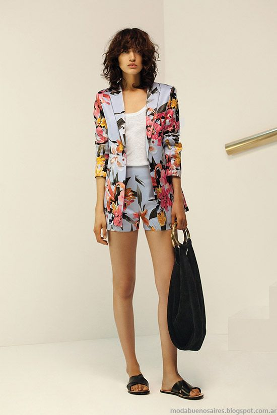 Moda primavera verano 2016 ropa de moda 2016 María Cher.
