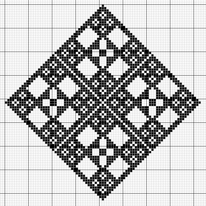 kogin sashi free pattern http://kazajirushi.blog81.fc2.com/blog-entry-891.html