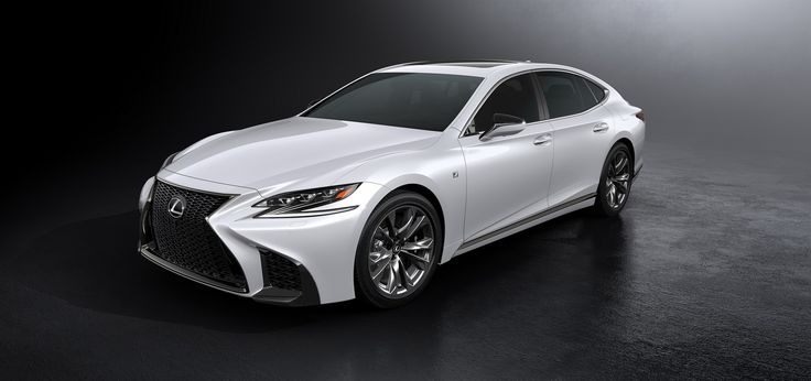 New 2018 Lexus LS 500 F Sport Is The Sportiest In The Lineup Lexus LS 500 F Sportwas launched as thesportiest versionin the car maker's lineup.Driving this car is more fun as it has gotchassis tuning andupdates. The model features massivefront grille, trunk moldings, rocker panel, a set of exclusive 20-inch alloy wheelsand itsF Sport badging. LS...
