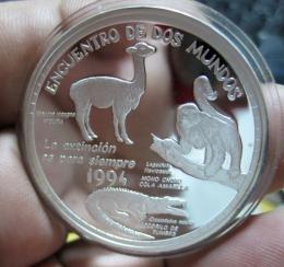 O Sol do Peru tem valor monetário!