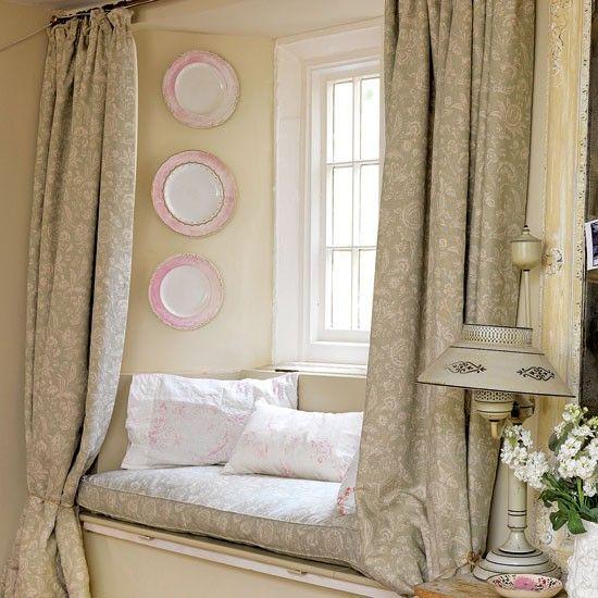 Window Seats Ideas: 17 Best Ideas About Window Seat Curtains On Pinterest