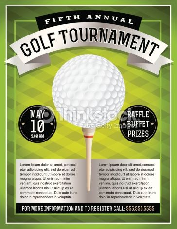 26 best golf tournament images on Pinterest Fundraisers, Charity - golf tournament flyer template