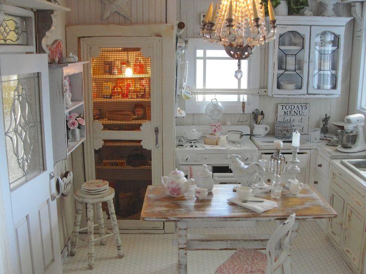 Amazing Shabby Cottage Part - 6: Amazing Shabby Cottage Home Design Ideas