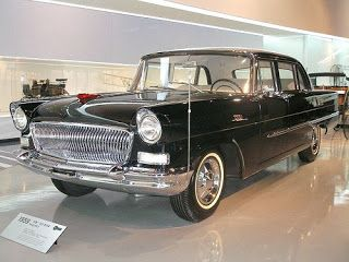 OG | 1959 Hongqi | Prototype