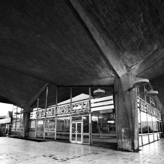 Historyczny już dworzec PKP Katowice (1972-2010)