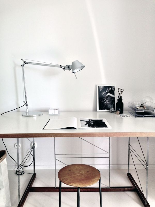 Work space with Tolomeo!