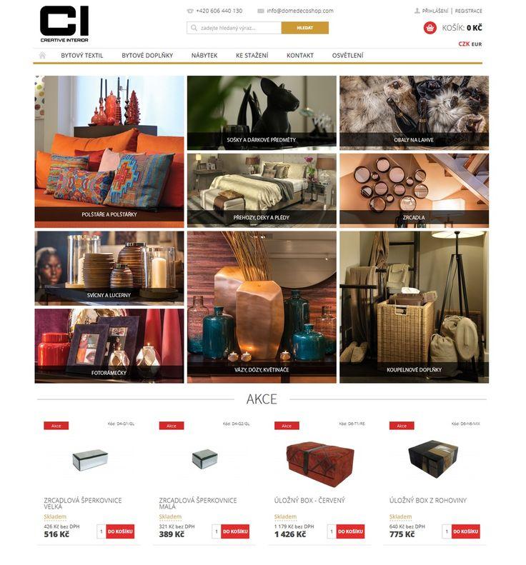 Pronájem a tvorba internetových obchodů – eshopy od Shoptet.cz