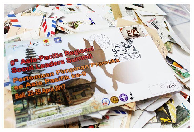 Sampul Peringatan, Bukti Sejarah Kegiatan Kepanduan di Bali    Selengkapnya : http://www.kompasiana.com/bertysinaulan/sampul-peringatan-bukti-sejarah-kegiatan-kepanduan-di-bali_5905a2ea08b0bd4c5c24268c    Scout Journalist  SAKA Filateli (Bali)  APR Scout Leader's Summit  #ISJ #scoutjournalist #APRscouting
