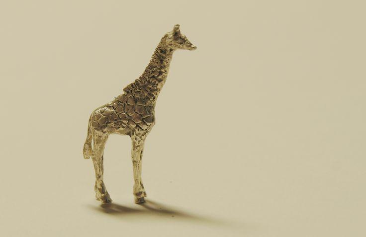 jirafa, plata