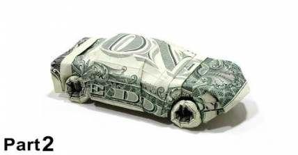 Best origami money bunny dollar bills ideas