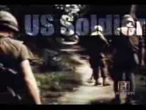 History Channel's documentary on the Vietnam War. Part 5 of 6