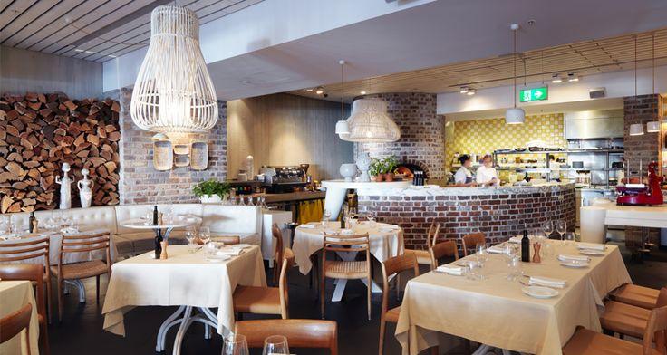 Uccello Italian Restaurant Sydney   Merivale