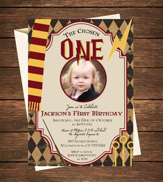 Harry Potter Party Invitation New Harry Potter Birthday Invitation Harry Potter Party Invitations Harry Potter Birthday Invitations Harry Potter Birthday Party