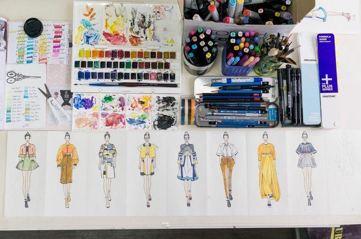 Fashionary Panel http://fashionary.org/panel/