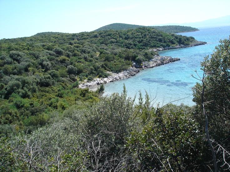 Bitez Peninsula, Bodrum, Turkey