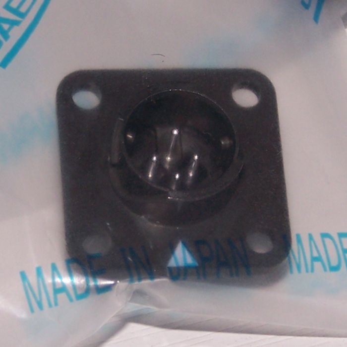 FANUC servo motor ke plug motor ke socket 4-pin ... on