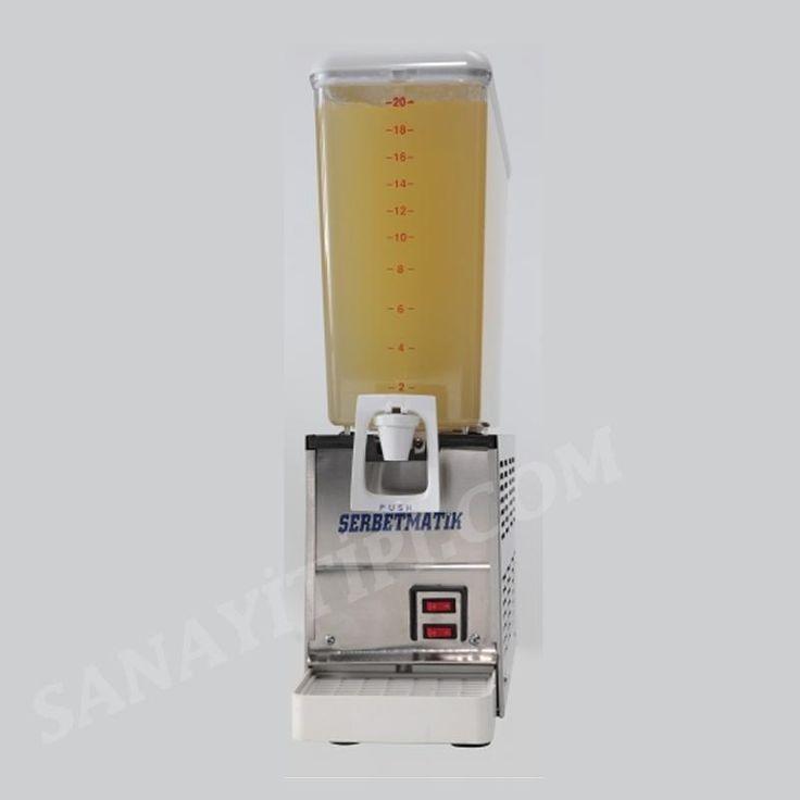 Şerbetlik Limonata Makinası » şerbetlik ayranlık - Sanayi tipi