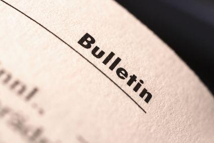 Church Bulletin Design Ideas